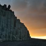 Basalt sunset
