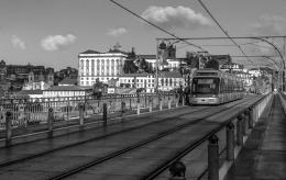 Porto-Metro-Ponte.