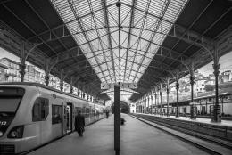 Railway station - Porto