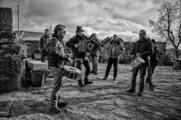 Músicos em Vilarinho Seco