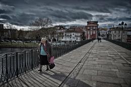 Atravessando a ponte