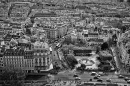 Paris vista da Notre-Dame