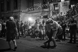Dançando na rua - S. João - Porto