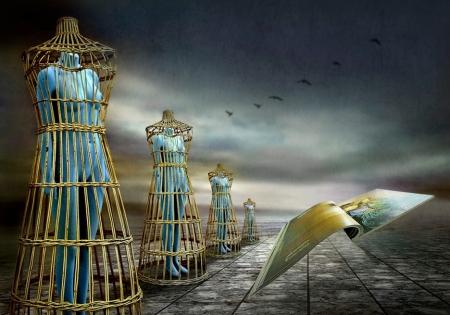 Prisoners of fashion