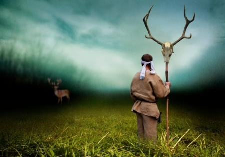 Deer hunter (revised version)