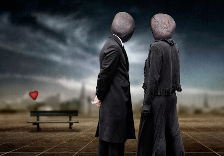 The blind date_